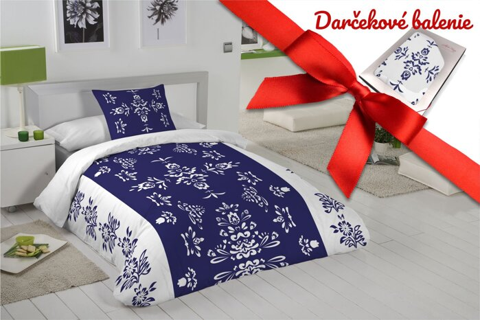 Bed linen Hybe Blue