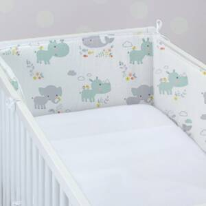 Cot protector LITTLE WHALE