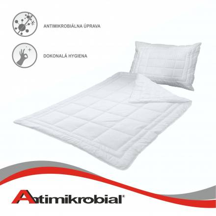 Set Antimikrobial | 70x90 + 140x200 cm